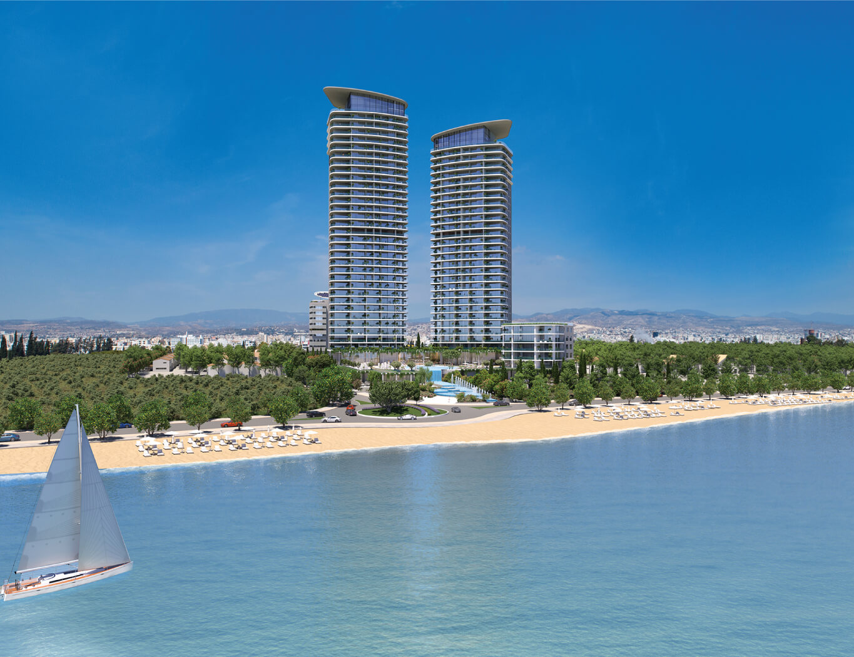 limassol seaview apartments