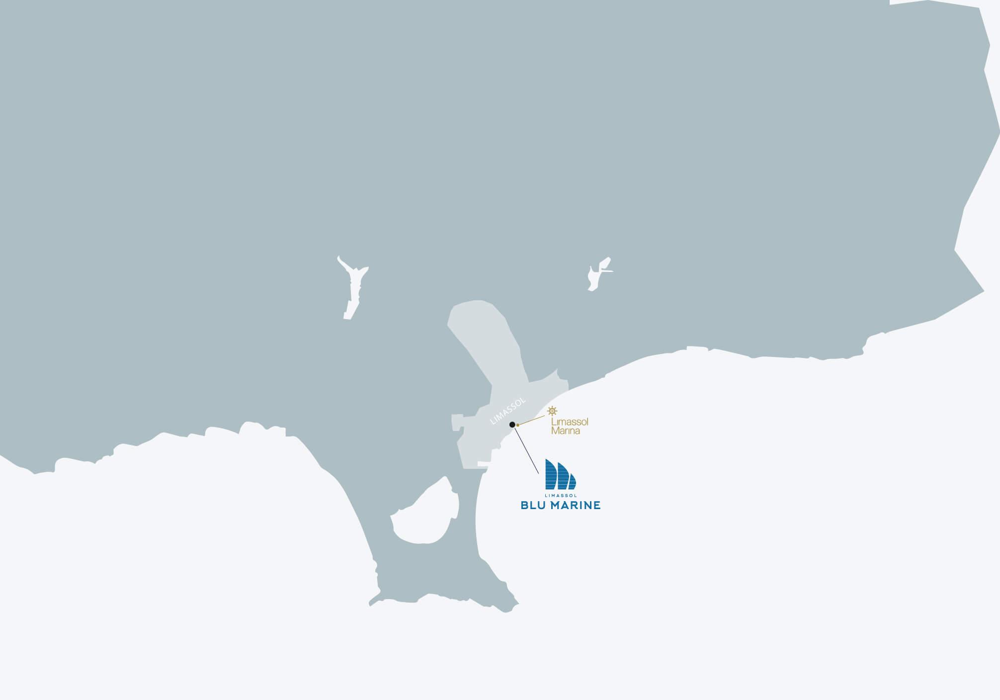 map limassol cyprus