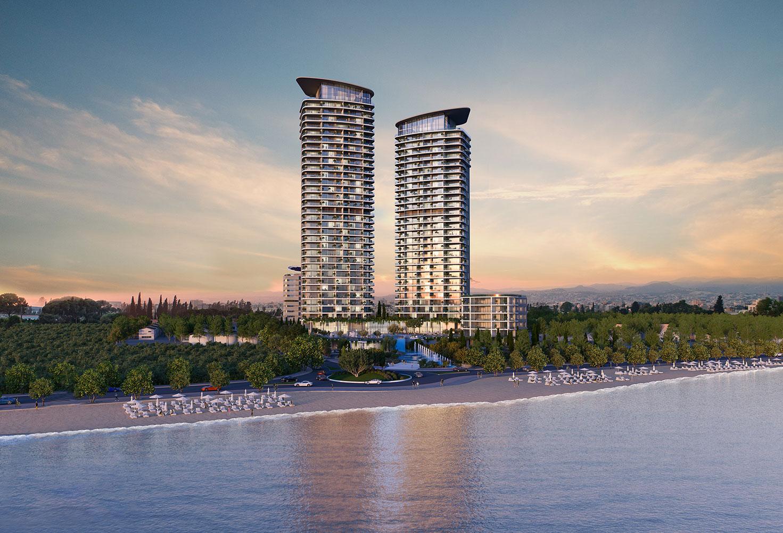 luxury development sea