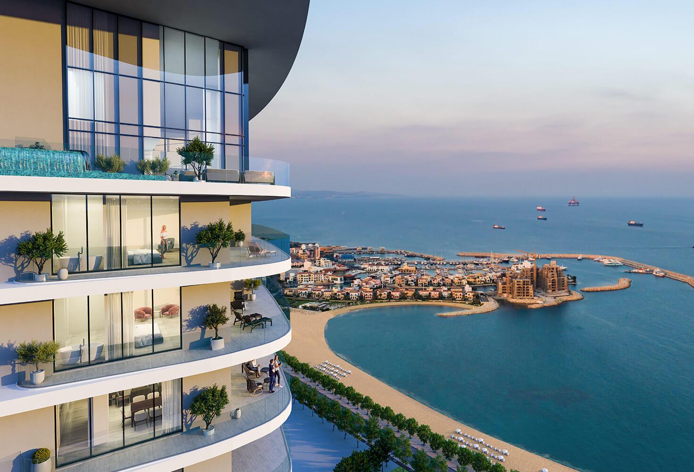 seaview apartment cyprus
